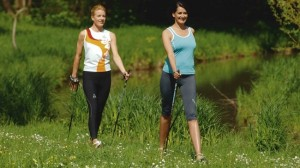 Nordic Walking in Riva del Garda.Tips maps and information about that outdoor sport.