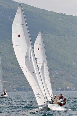La Vela sul Lago di Garda. Oltre mezzo secolo di storia della Vela. I migliori skipper scelgono, da sempre, il Garda.