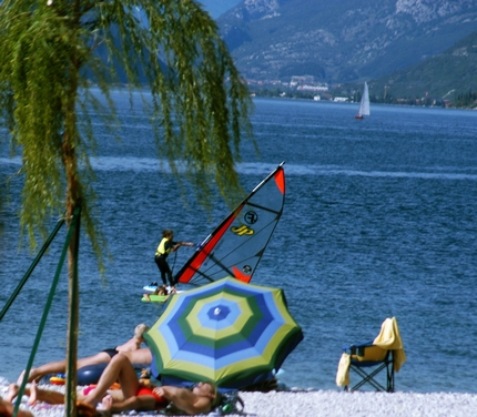 Brenzone, a town immersed in nature and history. Information about apartments, camping and hotels in Brenzone, Lake Garda, Italy.